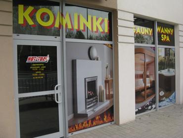 Hot-Top kominki Warszawska 105 Olsztyn