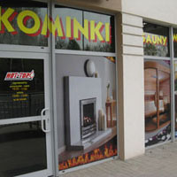 Hot-Top Olsztyn Kominki Warszawska 105